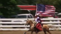 rodeo and horse contest YouTube-miniature template