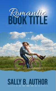 Romantic Book Kindle/Book Covers template