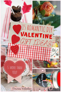 Romantic DIY Valentine Love Craft Gift Ideas