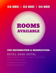 Rooms Available (Reservation)