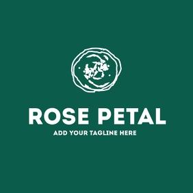 rose icon logo