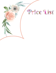 Rose Price List & Banner