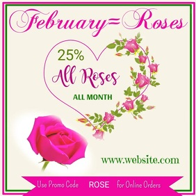 Roses Sale Video
