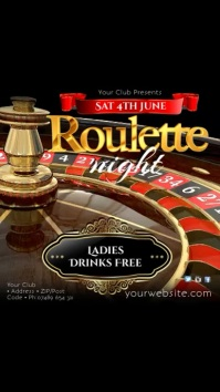 Roulette night Instagram