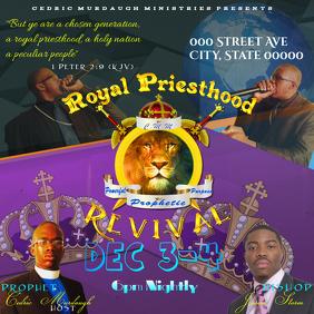 Royal Priesthood Revival Instagram Post