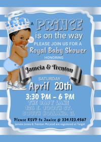 Royal Prince Baby Blue