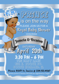 Royal Prince Baby Blue