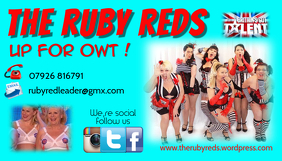 ruby reds business cards
