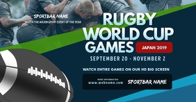 Rugby World Cup Facebook Shared Image
