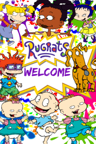 Rugrats Backdrop