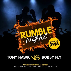 Rumble Night
