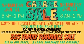 Rummage Sale for Facebook Marketplace