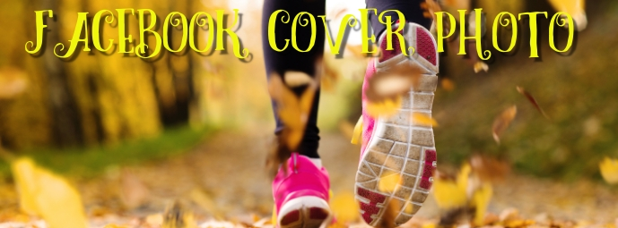 Runners Facebook cover Photo