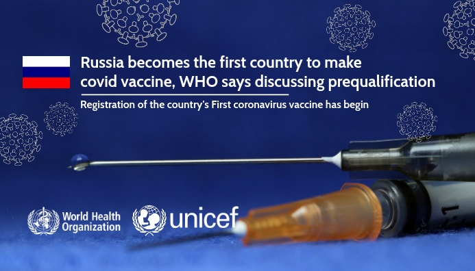 Russia Covid-19 Vaccine Blog Header Template