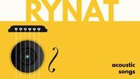 Ryna Music Blog Templates 博客标题