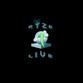 RYZE LIVE Logo template