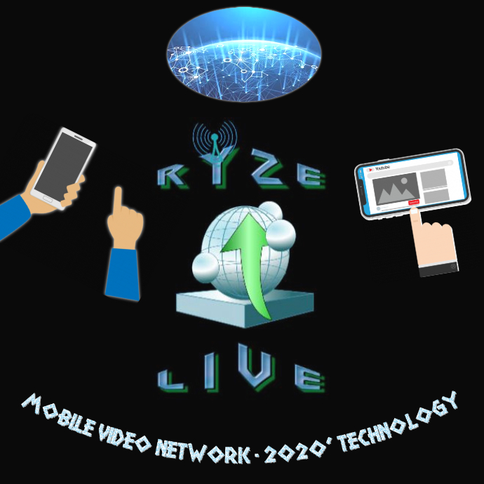 RYZE LIVE NETWORK LOGO