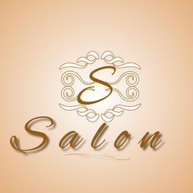 S Tanning Salon Logotipo template