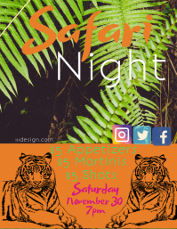 Safari night