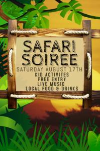 SAFARI PARTY EVENT