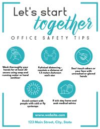 safety rules office tips