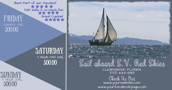 Sailboat Charter Video