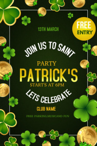 Saint Patrick's posters