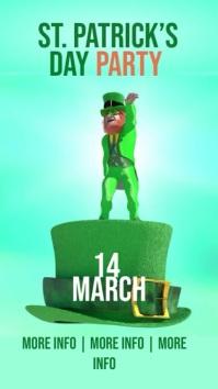 Saint Patrick's Day Party Facebook