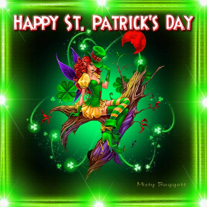 saint Patricks day