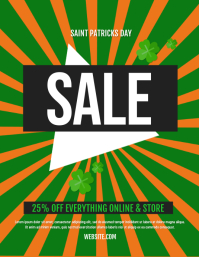 Saint Patricks day sale