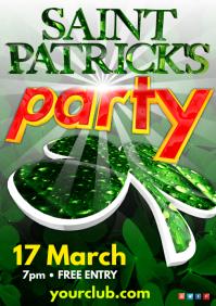Saint Patricks Party