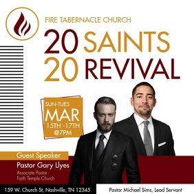 Saints Revival