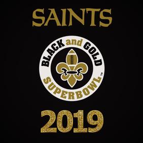 SAINTS SUPERBOWL 2019