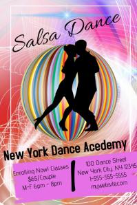 Sala Dance Template