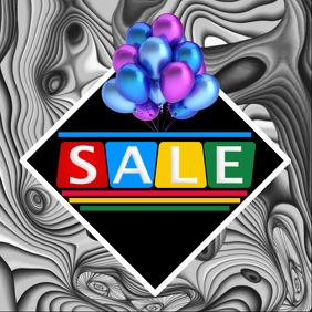 Sale, Shop display, instagram, shop, social media flyer