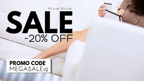 Sale Ads Online Shopping Discount Promo Code