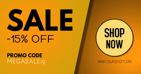 Sale Advert Shopping Discount Promo table laptop Promo Code