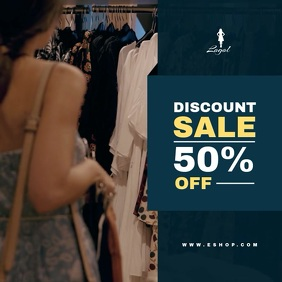 Sale - Clothing (Video Template)