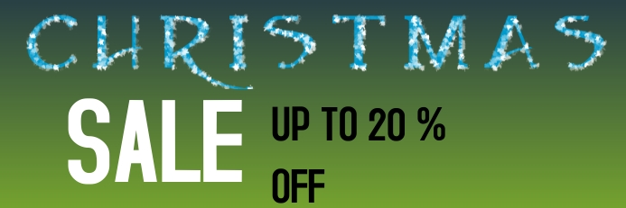Sale Banner 2 x 6 fod template