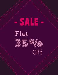 Sale - Flat 35% Off