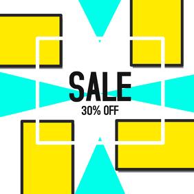 Sale Flyer 30, 20% off