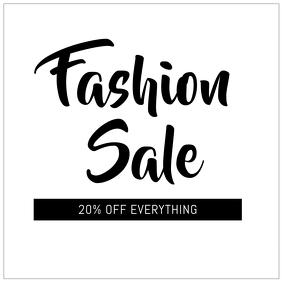 Sale instagram Post template