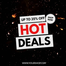 Sale Mega Deals Hot Explosion Fire Price off