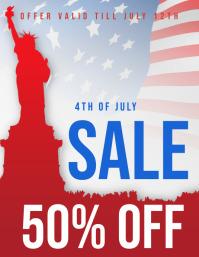 Sale template Flyer (US Letter)