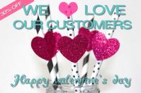 Sale Valentines