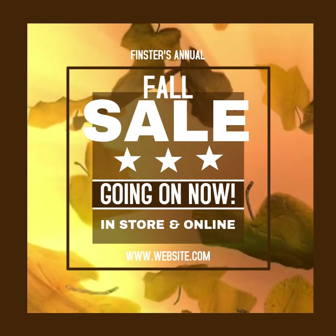 Sale Video