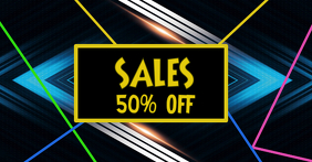 sales, facebook, social media, Header,