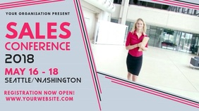 Sales Conference Video Template