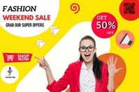 Sales Promotion Iphosta template