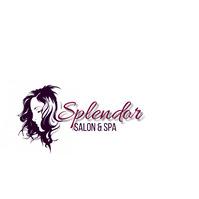 SALON SPA BEAUTY SHOP LOGO design ../ Logotipo template